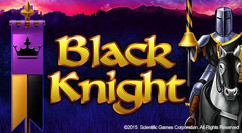 Black Knight slot machine logo