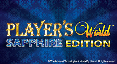 Players Wild Sapphire edition promotion