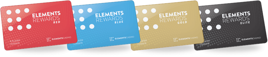 elements rewards card