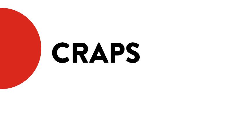 craps icon