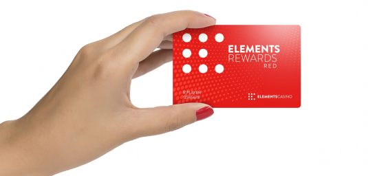 Elements Rewards Red Card