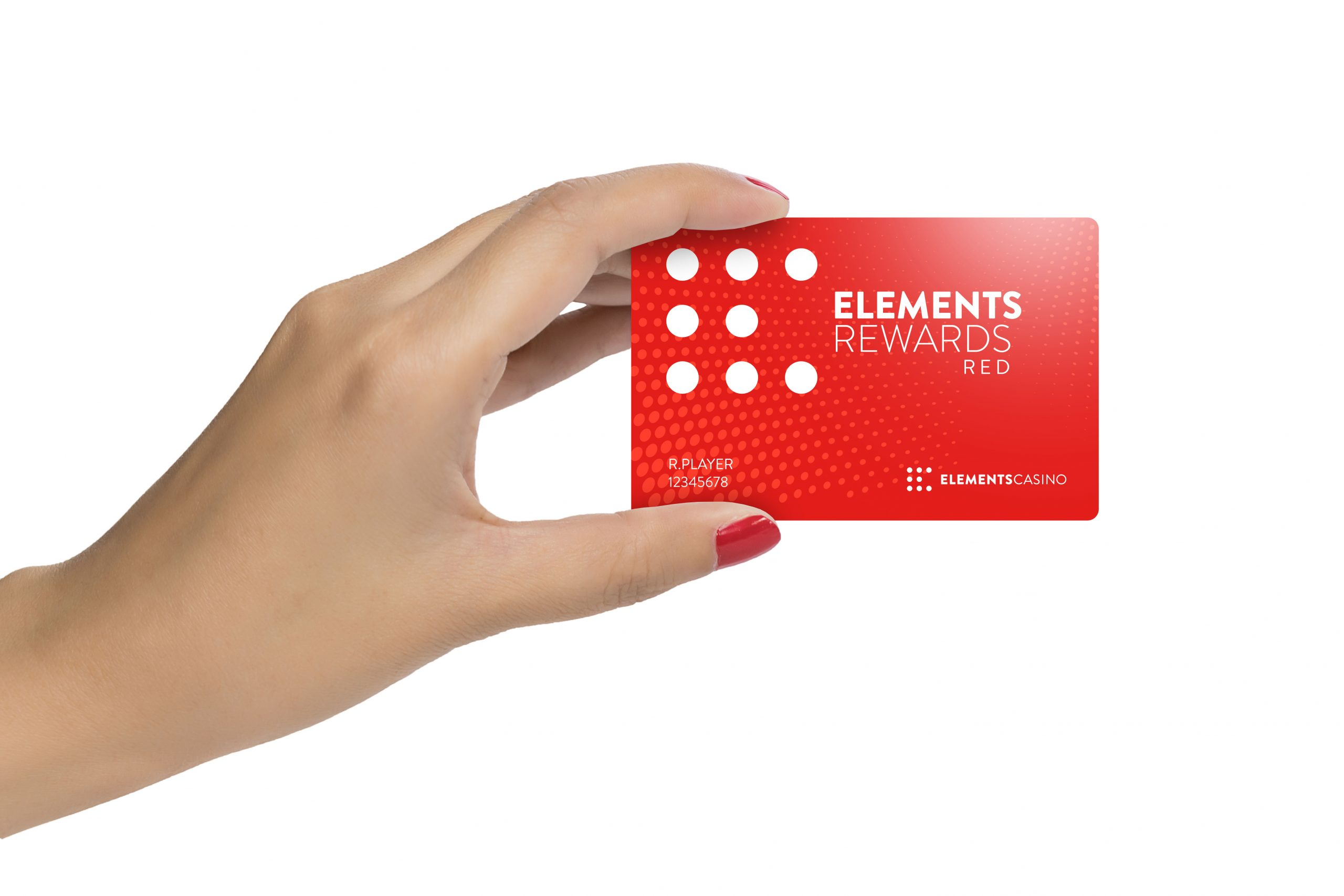 Elements Rewards Red Card